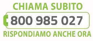 Numero verde di LaserMilano: 800 985 027