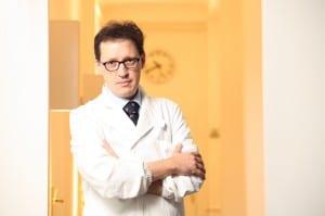 Il direttore sanitario di LaserMilano Giovanni Luigi Rizzi