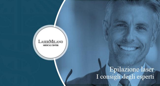 i consigli degli esperti sull'epilazione laser