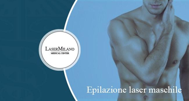 epilazione laser maschile quando e come pensarci