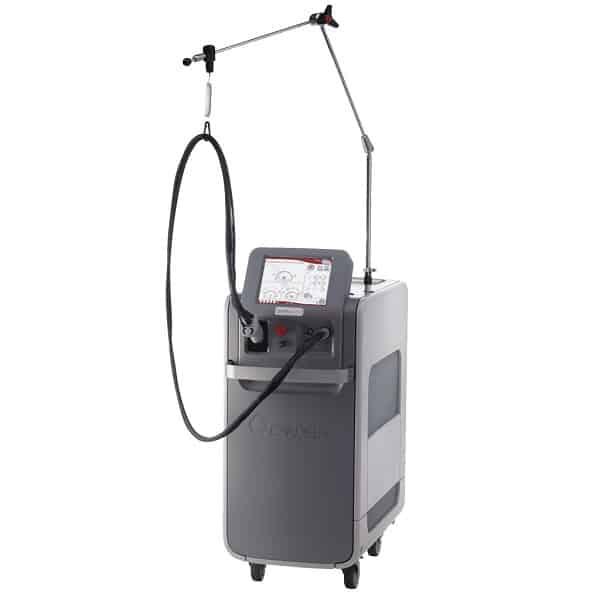 epilazione laser ad alessandrite, la migliore tecnologia