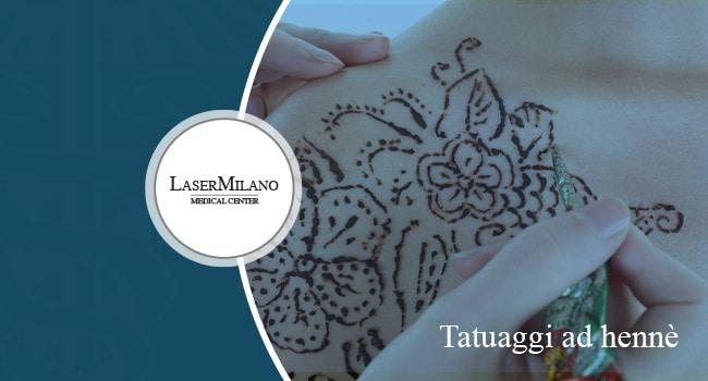 tatuaggi ad hennè sono naturralmente preferibili ai tatuaggi tradizionali