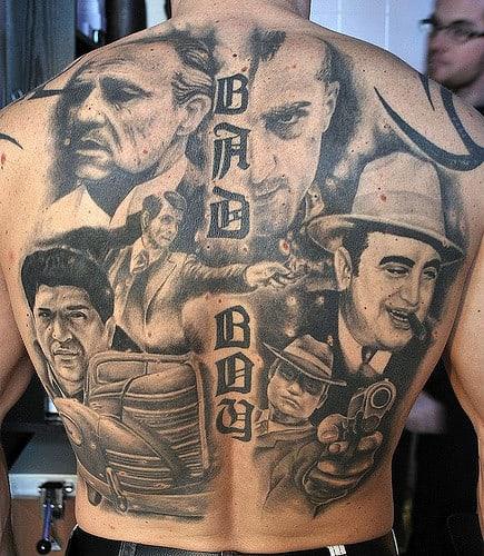 rimozione tatuaggi imbarazzanti che ritraggono personaggi famosi