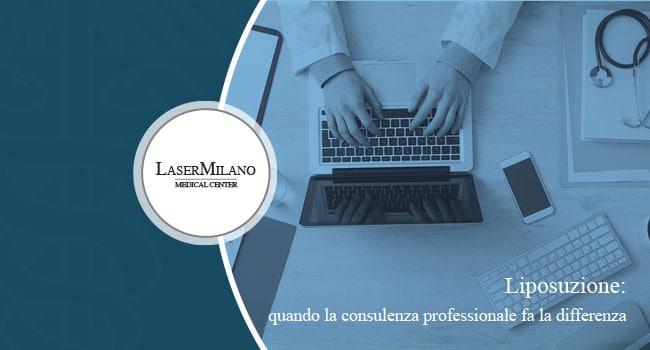 Scegli una consulenza professionale prima di sottoporti a un intervento di liposuzione