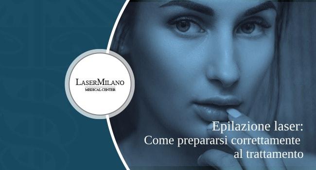 epilazione laser: come prepararsi correttamente al trattamento