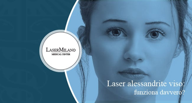 Laser alessandrite Milano