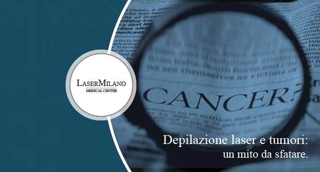 depilazione laser e tumori: depilazione laser ascelle linfonoidi